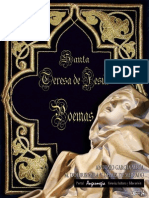 Santa Teresa de Jesús - Poemas