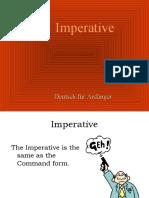 Imperativ Learn German Aprender Aleman
