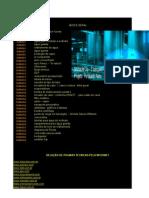 Utilidade Industrial ( 35 PLANILHAS EM EXCEL viu)
