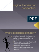 Lec 2_Sociological Theories