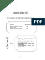 UI 1 Management Scolile