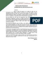 COMPILADO DE ORIENTACIONES AÑO ESCOLAR 2014 - 2015-1 (1).docx