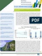 L'essentiel - examen environnemental de la Norvège 2011