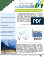 L'essentiel - examen environnemental OCDE de la Slovénie 2012