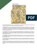 Menirea Spirituala a Celor 12 Semne Zodiacale