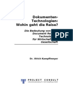 [DE] Dokumenten-Technologien