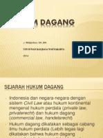 Kuliah HD 1 - Persekutuan