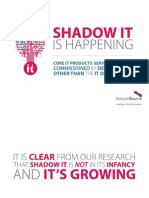 Shadow IT 2014 Webcast Presentation