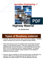 Lec 05 Road Material