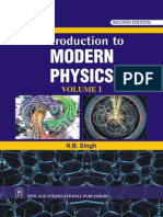 Introduction to Modern Physics-R.B.singh