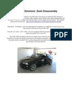 Dynavin Install Guide e46 D95