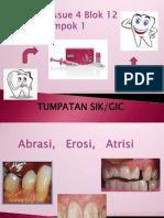 Presentasi Klompok 1 Issue 4 Drg.annisa Ramadhani