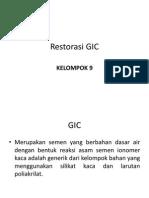 Restorasi GIC FIX