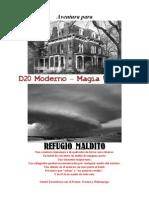 D20 Moderno Magia Urbana - REFUGIO MALDITO.pdf