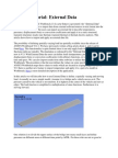 ANSYS Tutorial Notes