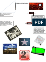 history of film trailers