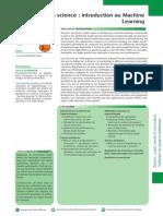 Data science - introduction au Machine Learning.pdf