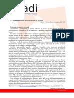 Documento ADI Rappresentanza