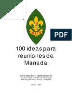100 Ideas para Reuniones de Manada.pdf