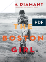The Boston Girl A Novel By Anita Diamant