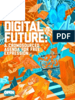 Rapport Our Digital Future