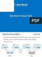 StarWind Virtual SAN Overview