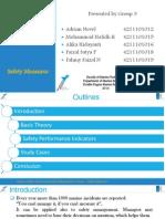 Safety Measure Presentation