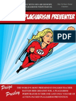 Preventing Plagiarism Project