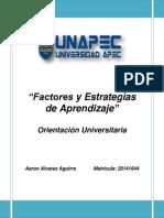 Examen Final Orientación Universitaria