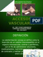 ACCESOS VASCULARES.pptx