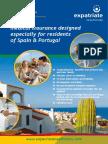 Medical Insurance - Spain & Portugal Residents