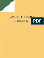 Amorc Folder 1