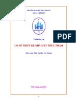 cơ sở thiết kế nhà máy thực phẩm.pdf