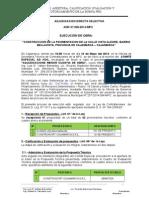 ACTA DE LA BUENA PRO CONSTRUCCION DE LA PAVIMENTACION DE LA CALLE VISTA ALEGRE, BARRIO BELLAVISTA, PROVINCIA DE CAJAMARCA.doc