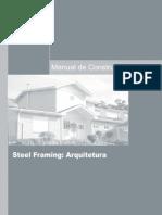 Manual Steel Framing: Arquitetura