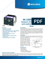 M-10000_Paddlewheel Flow Meters