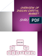 Overview of Indian Capital Market Ppt