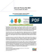 Boletin 064_ ¡Las manos limpias salvan Vidas!.pdf