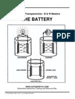 transparans batere