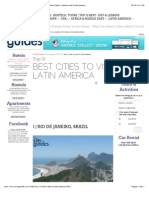 Top 10 BEST CITIES in LATIN AMERICA   The Must-See Cities in Central and South America.pdf
