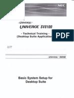 NEC Desktop Suite
