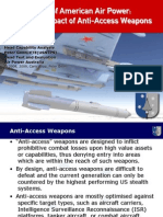 APA Anti Access Brief June 2009 A