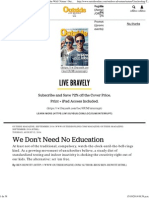 Unschooling_ The Case for Setting Your Kids Into the Wild _ Nature _ OutsideOnline.pdf