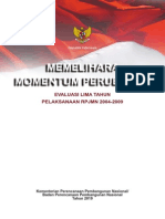 Buku Evaluasi RPJMN 2005-2009 Part2