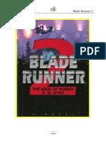 Jeter K W - Blade Runner 02 - El Limite De Lo Humano.doc