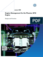 W12 Engine Self Study Program