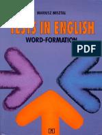 Tests in English. Word-Formation (Mariusz Misztal).pdf