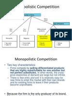 mopolistic comptt