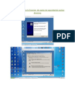 Procedimiento para la Creacion  de copias de seguridad de acctive directory.docx