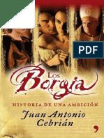 Los Borgia - Juan Antonio Cebrian.epub